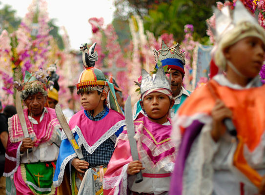 el salvadorean culture